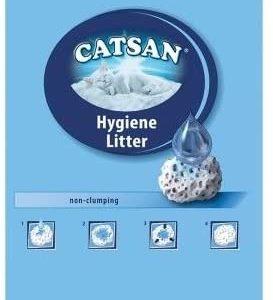 Catsan Hygiene nicht klumpendes Katzenstreu