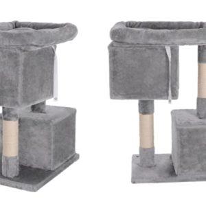 FEANDREA Kratzbaum Kletterbaum für Katzen