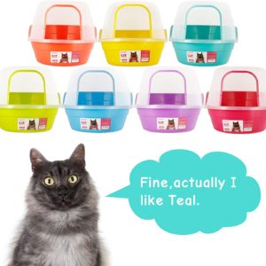Petphabet Katzentoilette für Große Katzen oder Muti-Katzen Haushalt