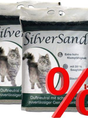 klumpendes Katzenstreu